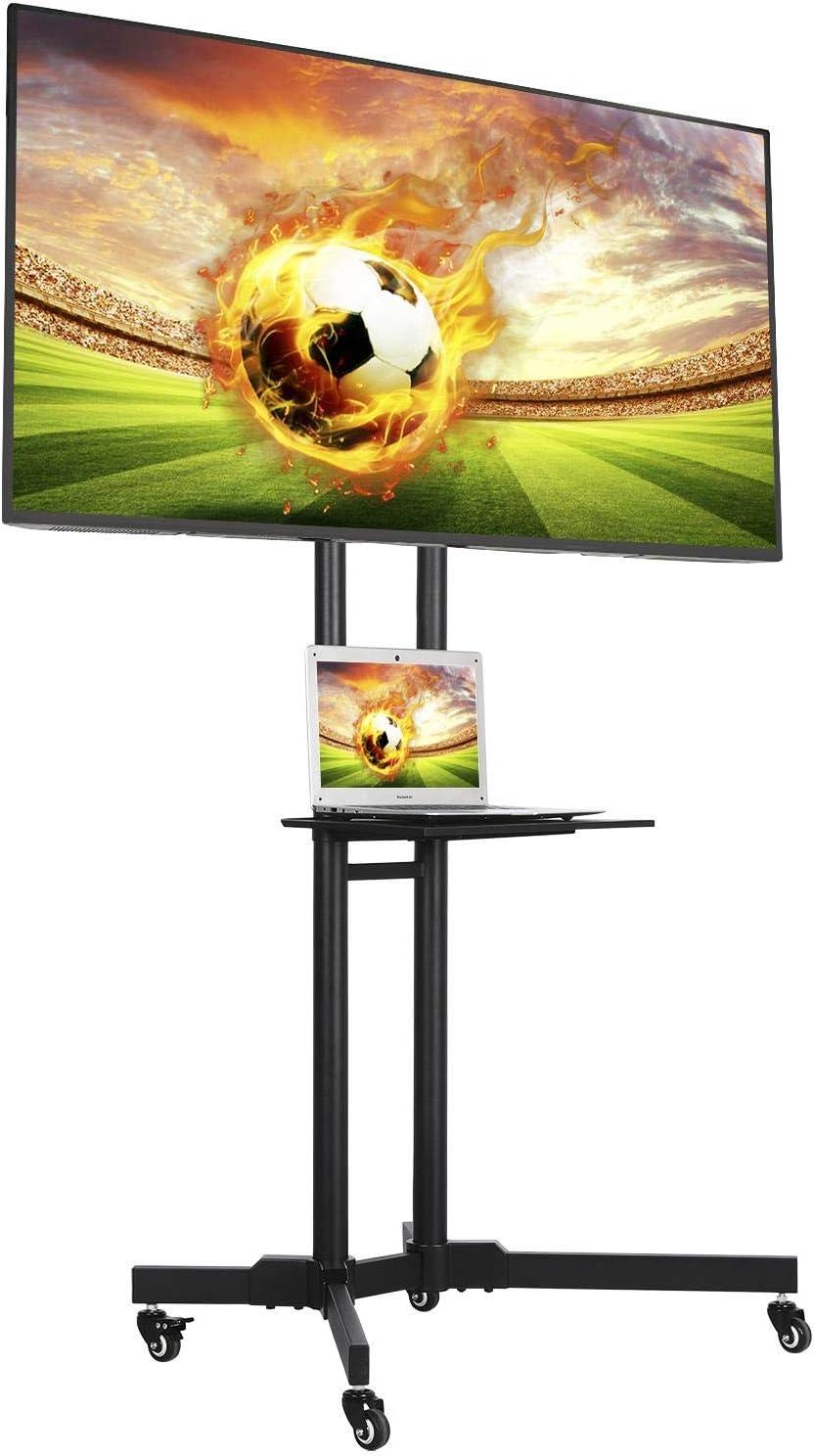 Yaheetech Universal Tv Bodenständer Tv Standfuß Für Elektronik