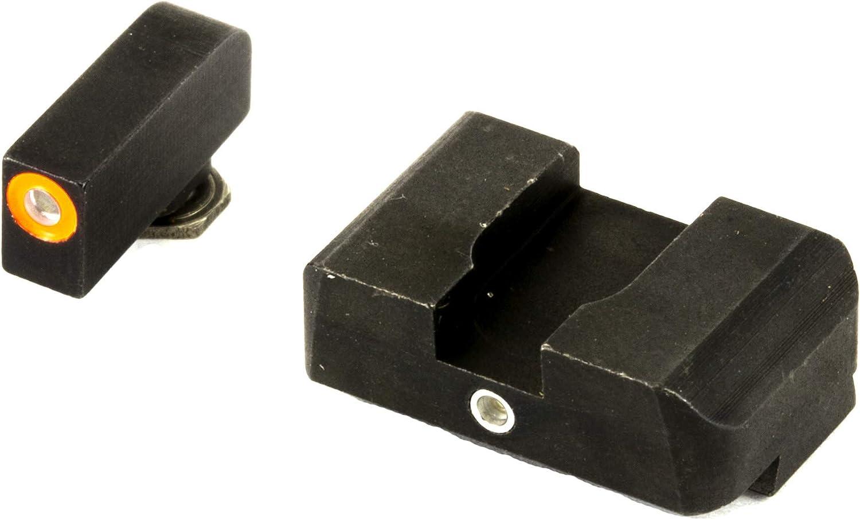 Ameriglo Pro-IDOT For Glock 17/19 Orange Pistol Sight For Bad Eyes