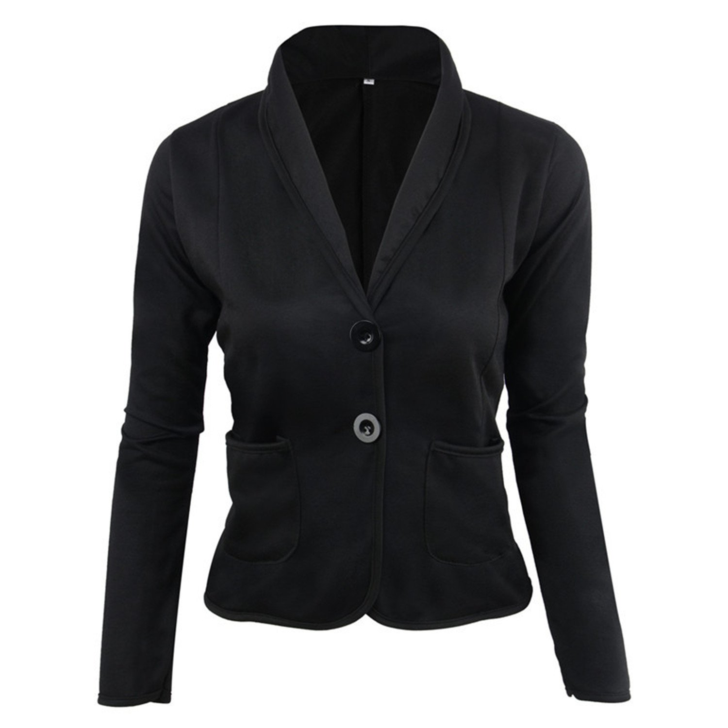 David Salc womens work jacket office blazers for women ...