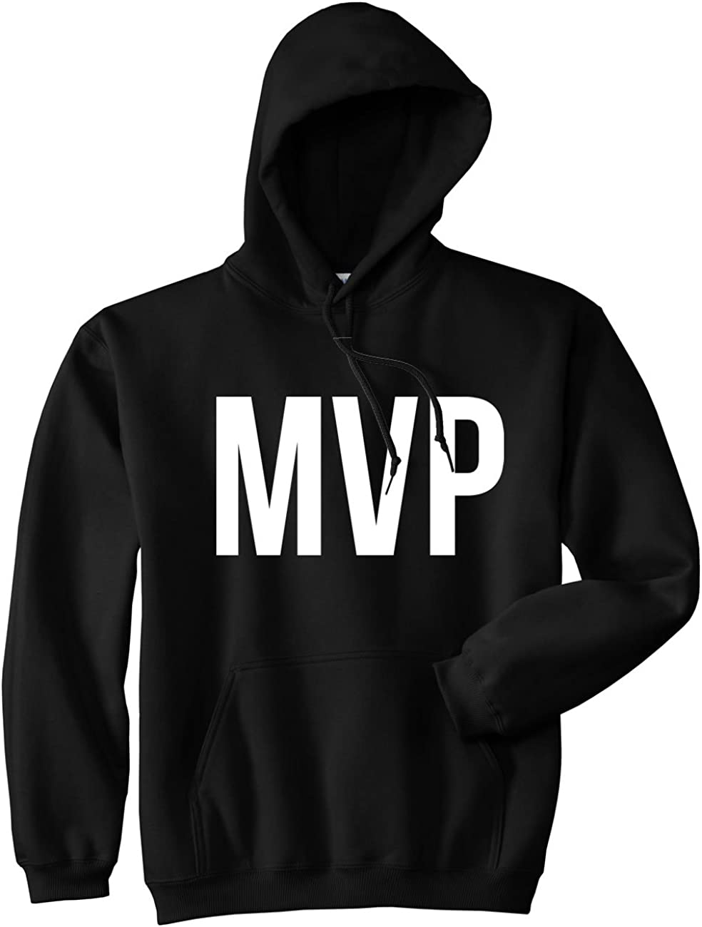 Kings Of NY MVP Most Valuable Player Basketball Sports NYC Pullover Hoody Sweatshirt