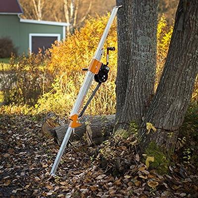 'logosol Tree Felling Pusher Log Lifting Tool Arborist Forestry Timber Winch