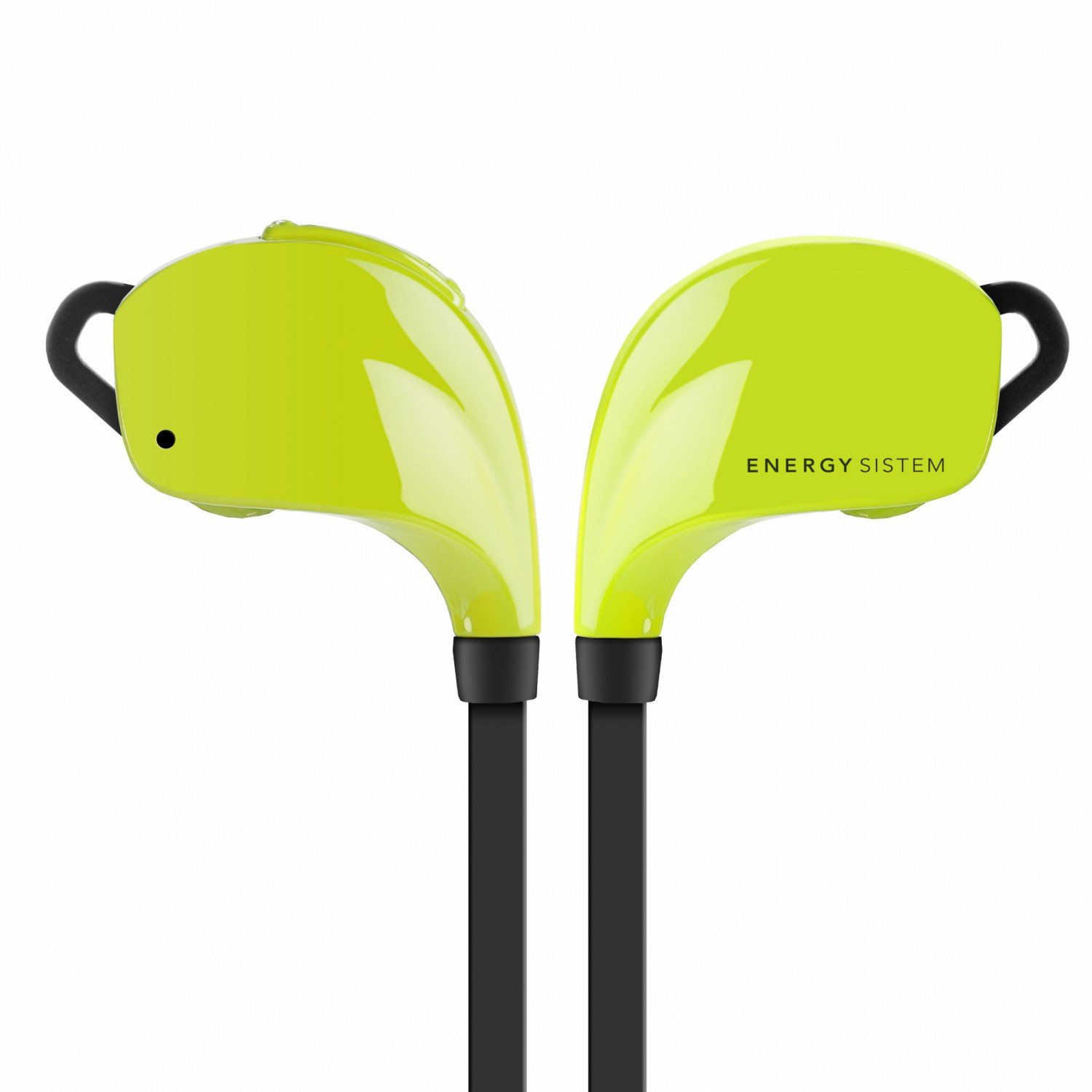 Amazon.com: Energy Earphones BT Sport Green (Bluetooth and microphone): Cell Phones & Accessories