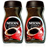 Nescafe Clasico Instant Coffee,7 Ounce (Pack of 2)