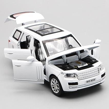 Land Rover Models >> Amazon Com Kmt Alloy Diecast Car Models Land Rover Range