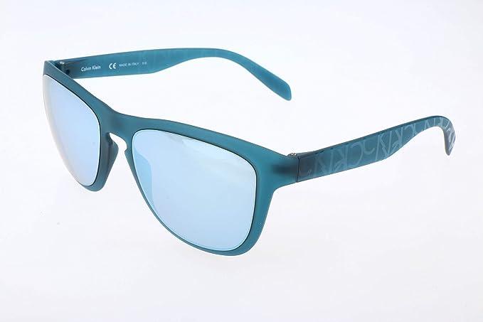 Calvin Klein Occhiali da sole Unisex Blu (CK3165S)