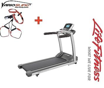 Life Fitness T3 Go Cinta de Correr 13/14 con Vario Sling Trainer ...
