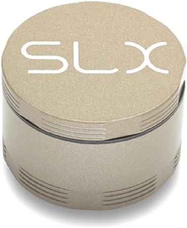 SLX 50,8 mm Broyeur /à /épices//Herbes et Tabac M/étal Violet 5,8 x 5,8 x 3,2 cm