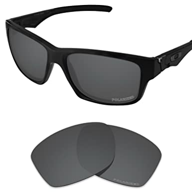 71ad662d927 Tintart Performance Lenses Compatible with Oakley Jupiter Squared Polarized  Etched-Carbon Black