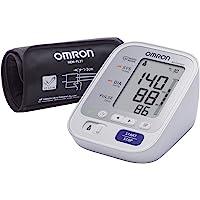 OMRON M3 Comfort - Tensiómetro de brazo, tecnología Intelli Wrap Cuff lo que permite obtener resultados precisos en cualquier posición alrededor del brazo, blanco, unisex