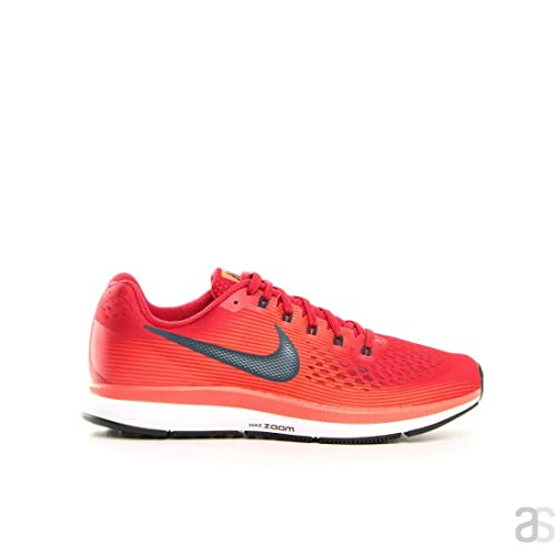 Zapatillas Nike Air Zoom Pegasus 34 Naranja - 9 (US) - 42.5 (EUR