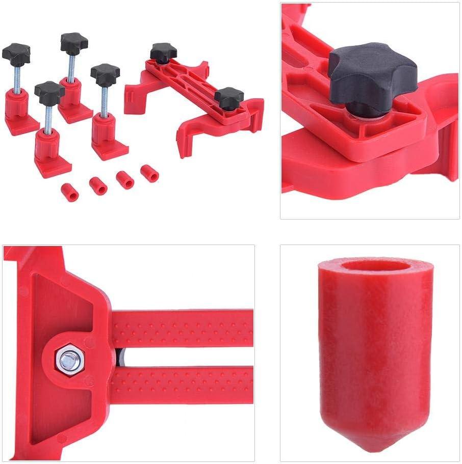 Dual Cam Clamp Camshaft Locking Tool Kit 5Pcs//Set Universal Car Auto Sprocket Gear Engine Timing Tool Set