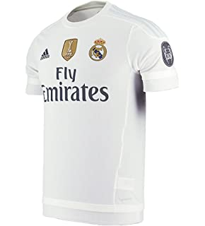 Adidas Real Madrid CF Home Jersey-WHITE