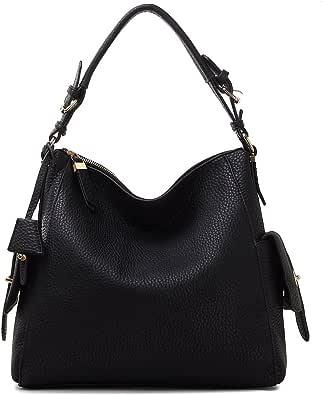 Ferrara Vintage Shoulder Bags Cross Body Satchel Handbags and Purses for Women