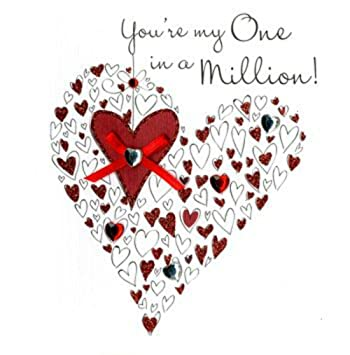 you are my one in a million