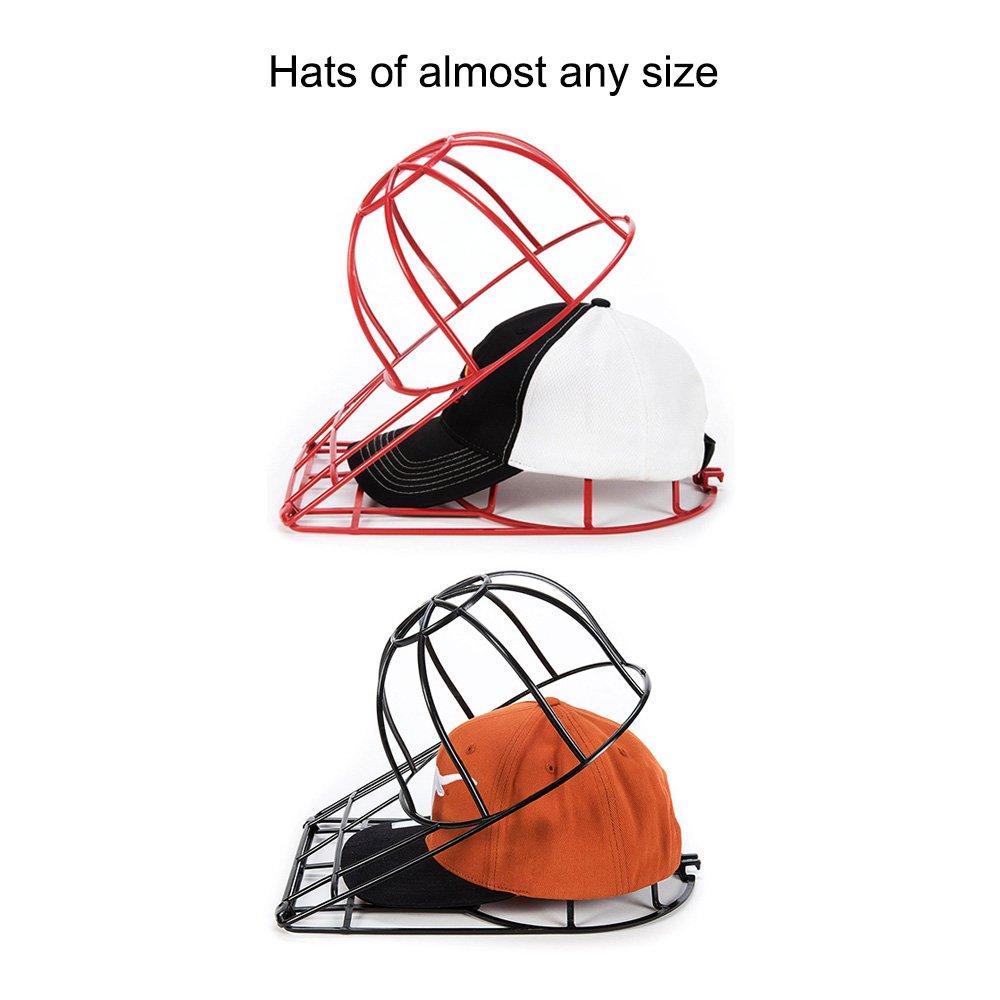 Amazon.com: Hat Washer /Ball Cap Washing Frame Cage Visor Hat ...