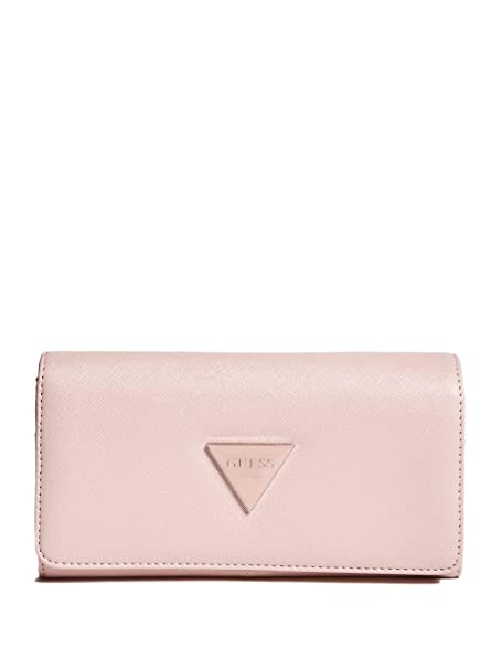 Amazon.com: Guess Factory Mujer Abree solapa portafolios ...