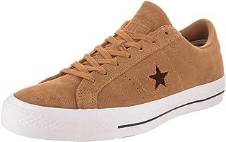 Converse One Star PRO' Unisex. Raw Sugar/Dark Clove.