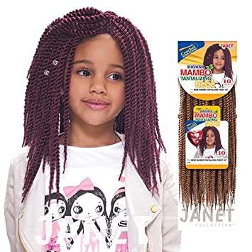 Amazoncom Janet Collection Synthetic Hair Crochet Braids Bebe