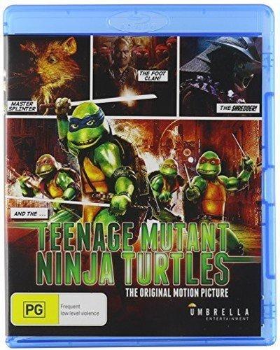 Blu-ray : Teenage Mutant Ninja Turtles (Australia - Import)