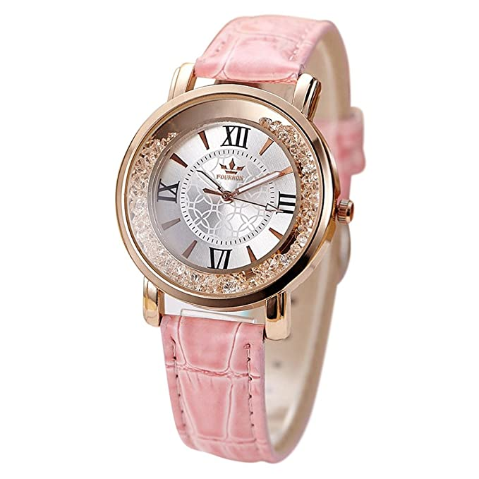 Uhren Casual Schwarz Quarzuhr Männer Frauen Leder Edelstahl Armband 50 Mt Wasserdichte Armbanduhr Geschenk