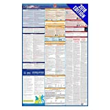 2018 Connecticut Labor Law Poster – State, Federal, OSHA Compliant – Laminated Mandatory All in One Poster
