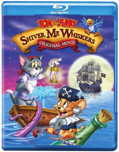 Tom and Jerry: Shiver Me Whiskers (Blu-ray)