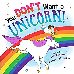 You Don't Want a Unicorn book