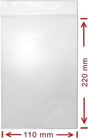 1000 PE Beutel 250 x 400 mm 25my transparent lebensmittelecht Neu l