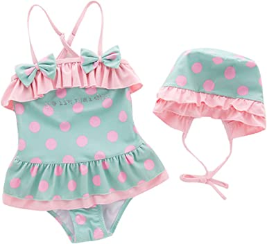 TODDLER GIRLS CARTERS PINK STRIPED 2 PC SWIM SUITE MULTIPLE SIZES NEW WITH TAGS