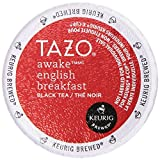 tazo awake black tea k cups - Tazo Awake English Breakfast Tea Keurig K-Cups, 16 Count