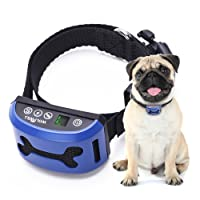 Dog Collar With Vibration And Tone For Puppies