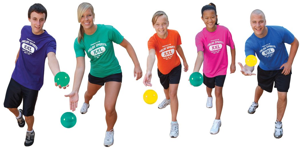 The Zone Indoor/Outdoor Soft Bocce Ball Packs