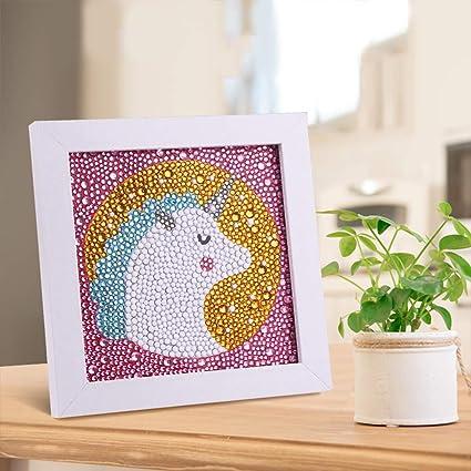 Tumao DIY Pintura Diamante para niños, artesanías de Arte ...