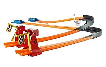 Hot Wheels Fpv64 Juego De Carreras Amazon Es Juguetes Y Juegos