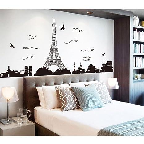 Pegatina de pared vinilo adhesivo decorativo para cuartos ...