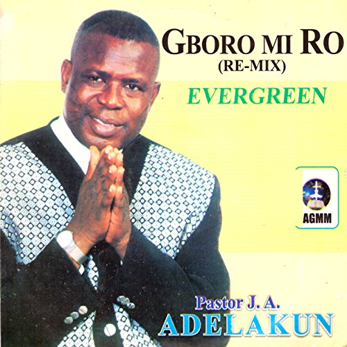 Gboro Mi Ro (Re-Mix) ()