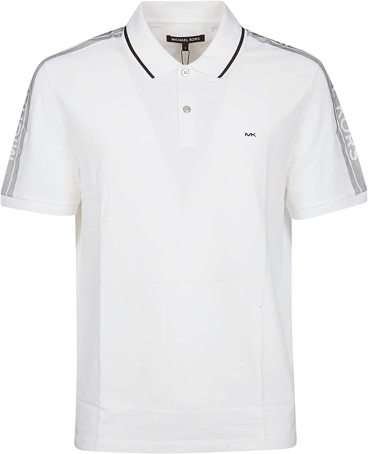 Michael Kors Luxury Fashion Hombre CS95HY8167100 Blanco Polo ...