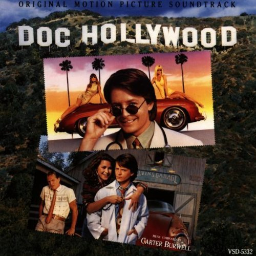 Doc Hollywood (OST) by Carter Burwell (1993-07-01)
