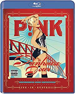 Pink: Funhouse Tour - Live in Australia [Blu-ray]