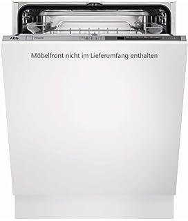 AEG FSE63700P Totalmente integrado 15cubiertos A+++ lavavajilla ...