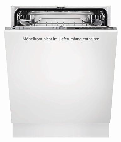 AEG FSE53600Z Totalmente integrado 13cubiertos A+++ lavavajilla - Lavavajillas (Totalmente integrado, White,Not applicable, Full size (60 cm), Plata, ...