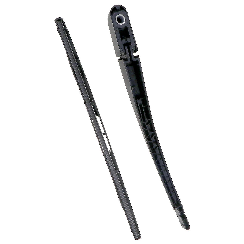 YINETTECH Kit de balais dessuie-Glace de Rechange pour Pare-Brise arri/ère de Voiture 30,5 cm 34,8 cm pour 199‿05-15//500L 12-19//07-19