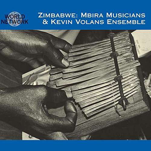 Traditional Mbira Musicians by Network
