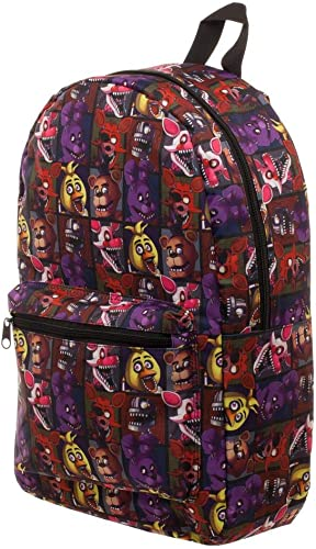 Five Nights at Freddy s Sublimated Backpack