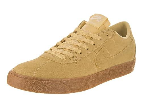new styles 0bb6a 75b1d Nike Men s SB Bruin Zoom PRM SE, Lemon Wash White Lemon Wash,