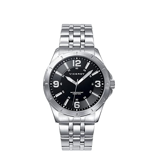 b8c70d84c08c Reloj Viceroy - Hombre 40519-55  Amazon.es  Relojes