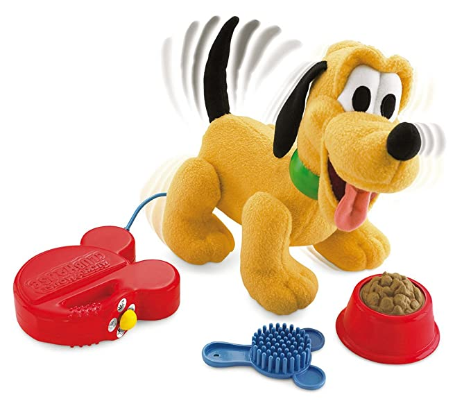 La Casa De Mickey Mouse - Pluto Vamos de Paseo (Mattel M9862)