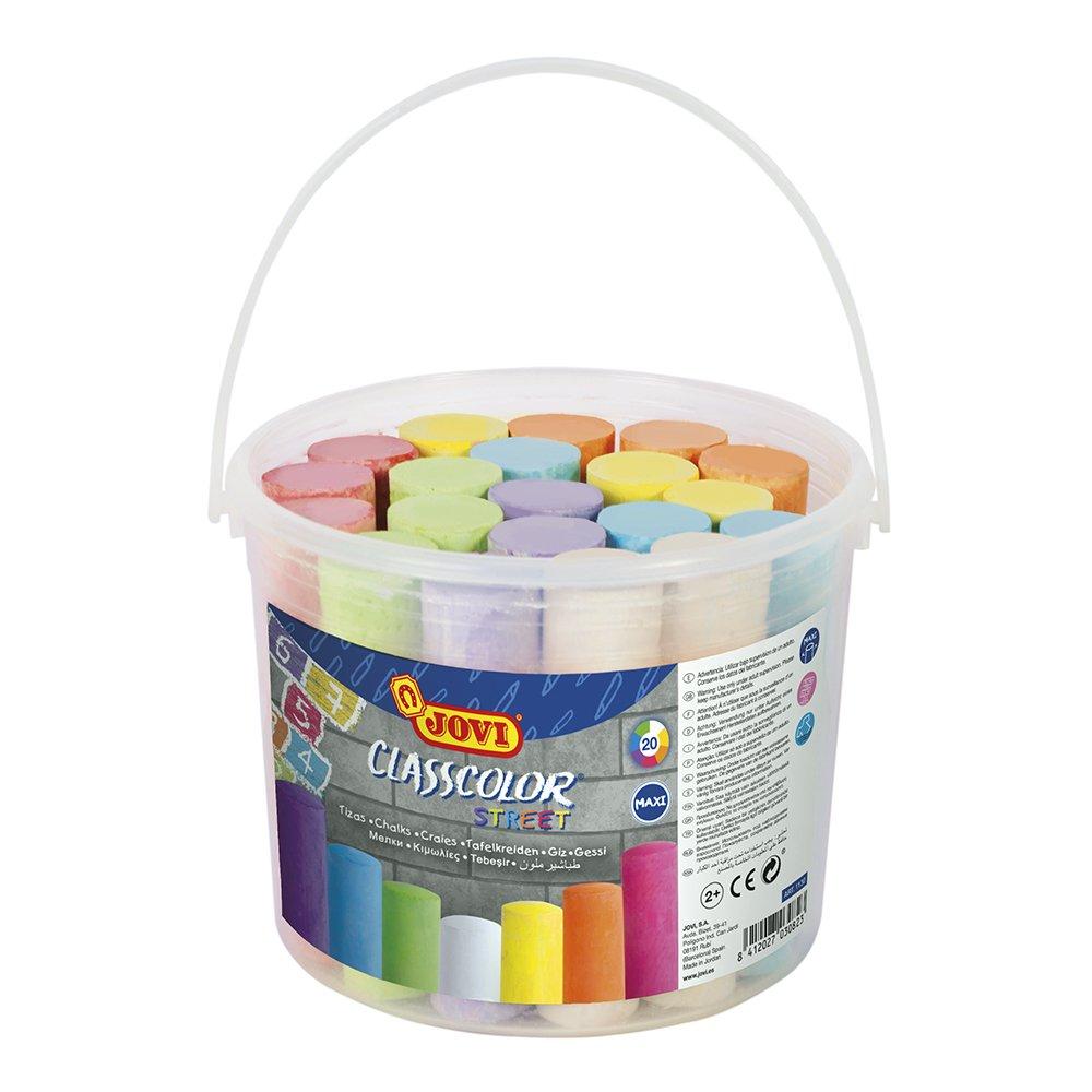 Jovi Bote tizas Maxi Classcolor Street colores surtidos