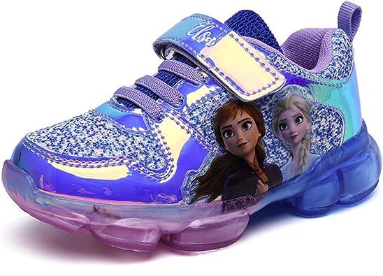 XDG Toddler Girls LED Light up Sneakers