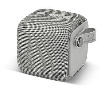 Fresh n Rebel Rockbox - Altavoces portátiles (Inalámbrico y alámbrico, Micro-USB